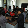 Sona Yukti Apparel Training