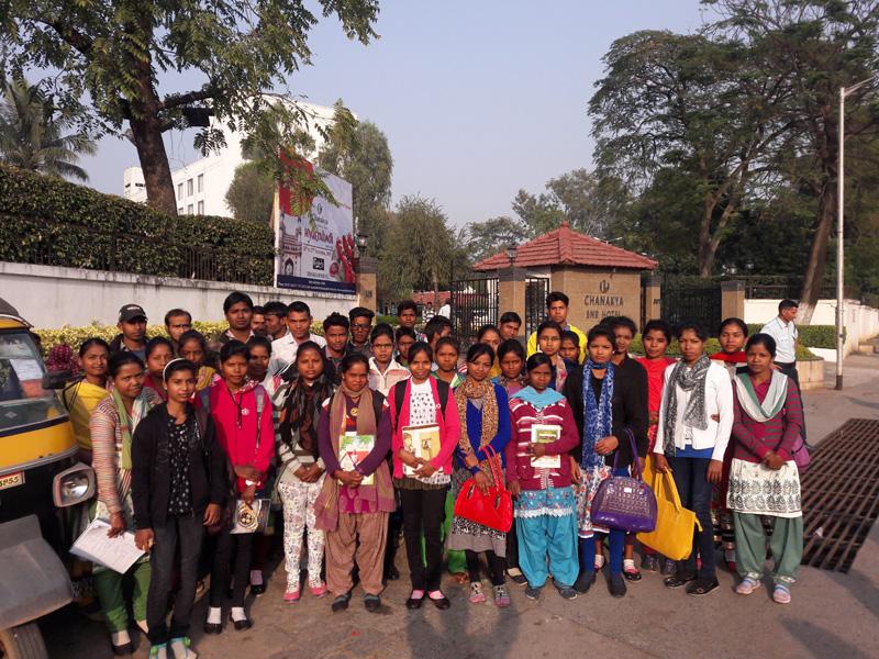Sona Yukti Industry Visit