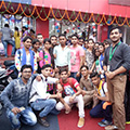 Sona Yukti's Bareilly center's retail course trainees visited India Mart and underwent professional training in all aspects of customer relationship management