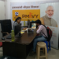 Counseling and Reception Area of The Sona Yukti Bareilly Center