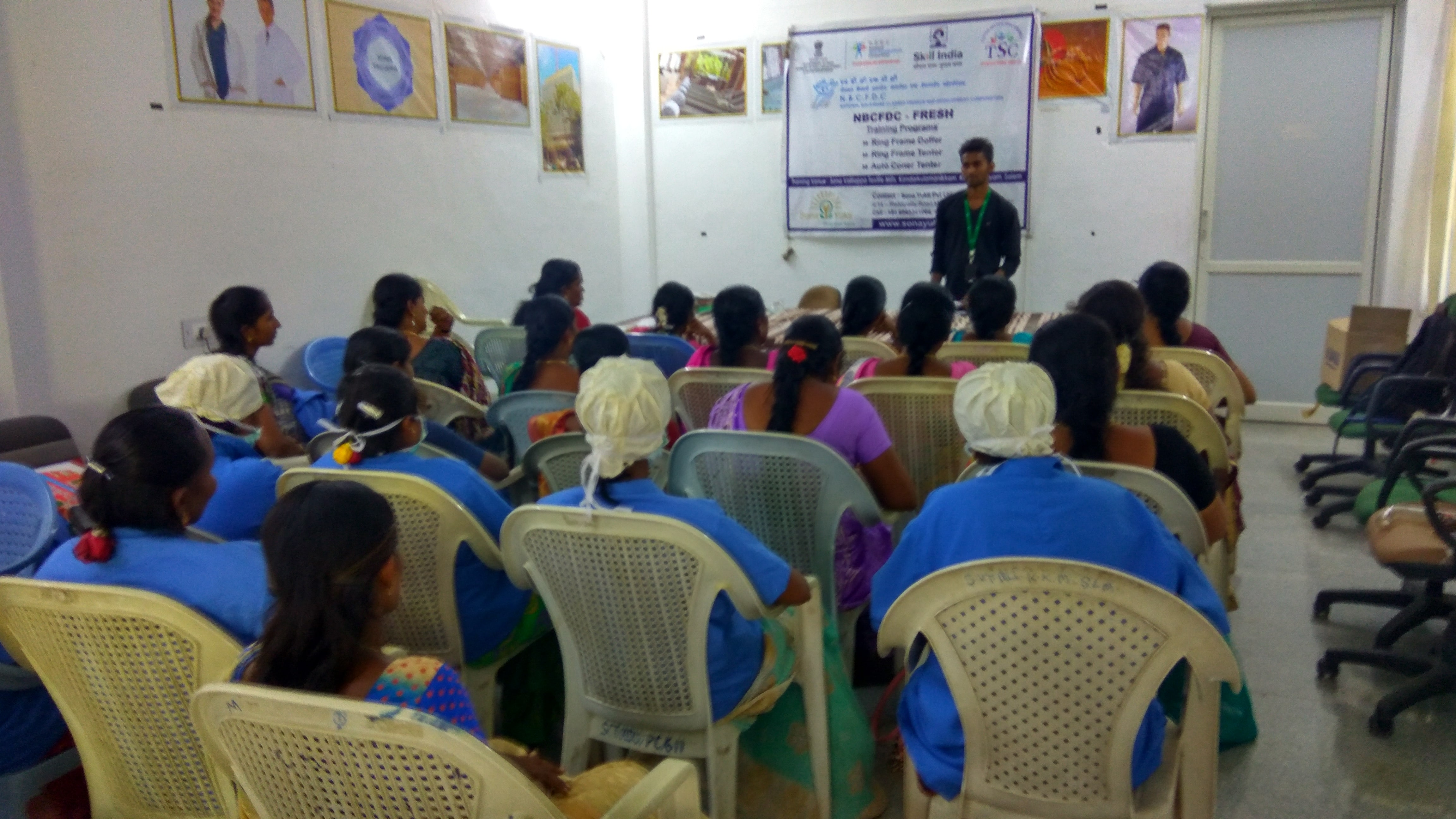 Sona Yukti Short Term Textile Training Courses