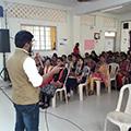 Soft skills and Placement training at Sri Kanyaka Parameswari Arts and Science College for Women, Chennai