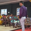 Soft skills and medical coding demo workshop at Rathinam Group of Institutions, Eachanari, Coimbatore