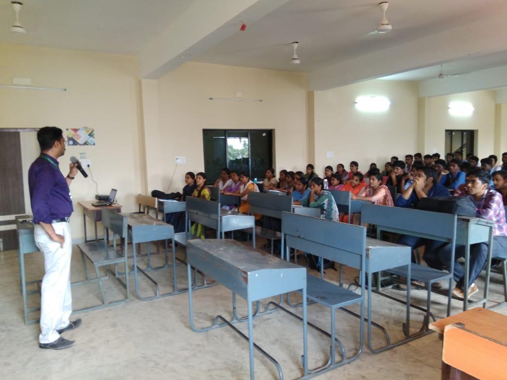 Soft skills training program at Rajiv Gandhi College of Engineering and Technology, Pondicherry