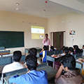 Soft skills training program at Rajiv Gandhi College of Engineering and Technology, Pondicherry