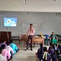 Soft skills training program at Periyar Constituent college of arts and Science, Pennagaram (Dharmapuri)