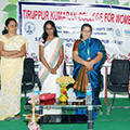 Skill training session at Tiruppur Kumaran Women's College, Tiruppur