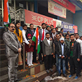 Sona Yukti's Gorakhpur center celebrated Republic Day with patriotic Joy
