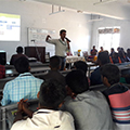 Soft skills training and career guidance for Periyar University Constituent College of Arts and Science students, Pennagaram, Dharmapuri