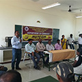Sona Yukti's soft skills training workshop for the B Com students of Madurai Kamaraj University Constituent College