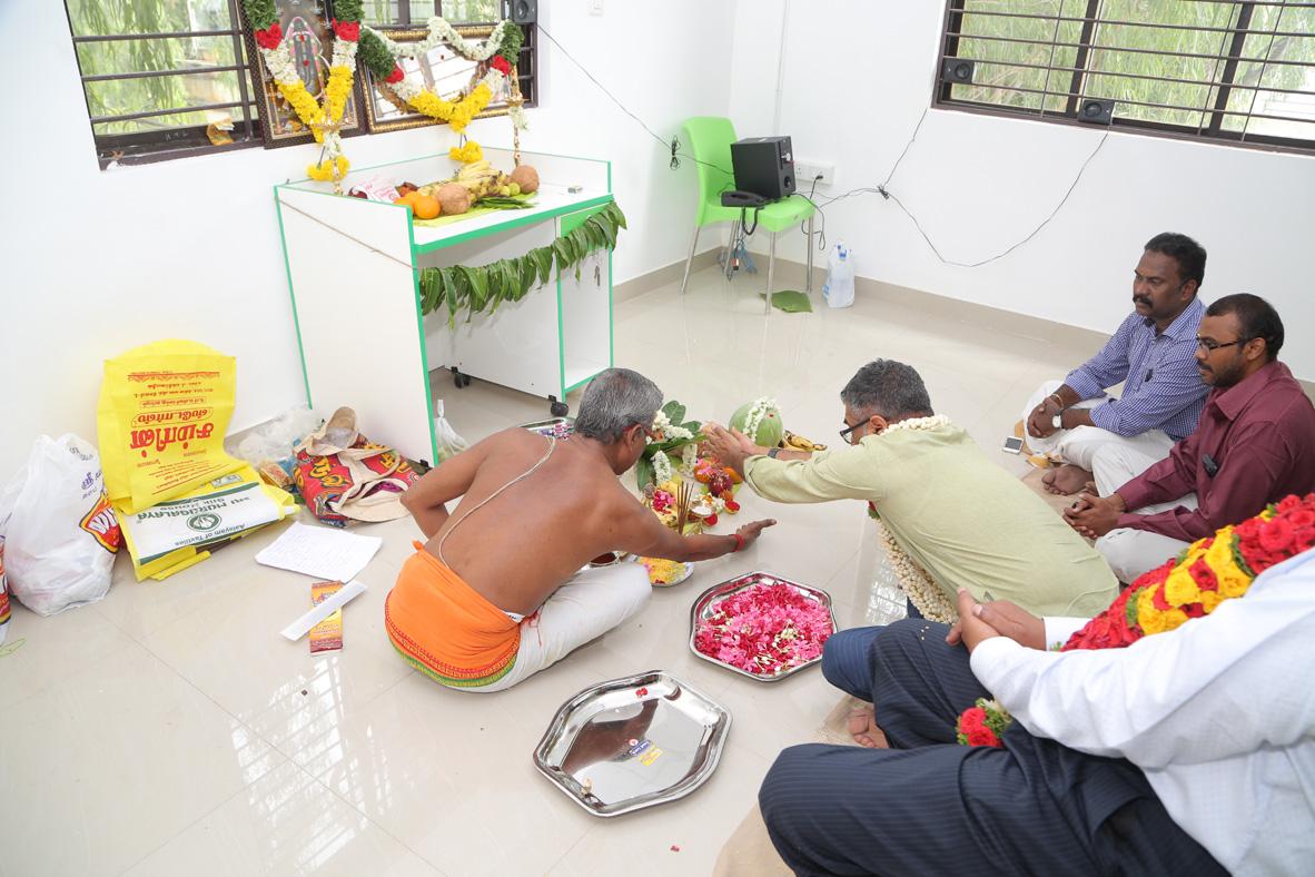 Sona Yukti's new center inaugurated in Krishnagiri, Tamil Nadu
