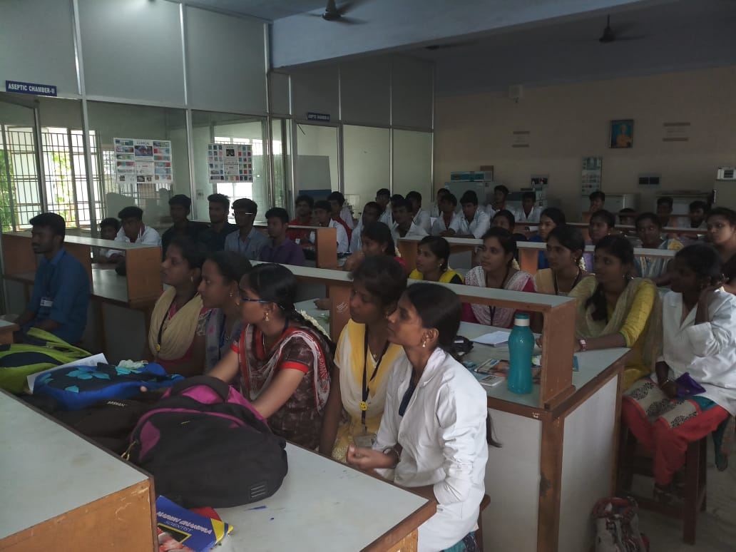 Medical coding demo training at SVN College, Madurai