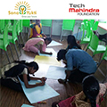 Family Tree design by students of the Tech Mahindra Foundation & Sona Yukti's free medical coding training in Chennai