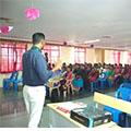 Sona Yukti's training workshop at Madha College of Engineering, Chennai
