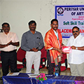 Sona Yukti conducted the Soft Skill & Placement Training Program at Periyar Arts & Science College