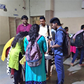 Sona Yukti Mega Job Fair at University PG College, Osmania University Paradise, Secunderabad