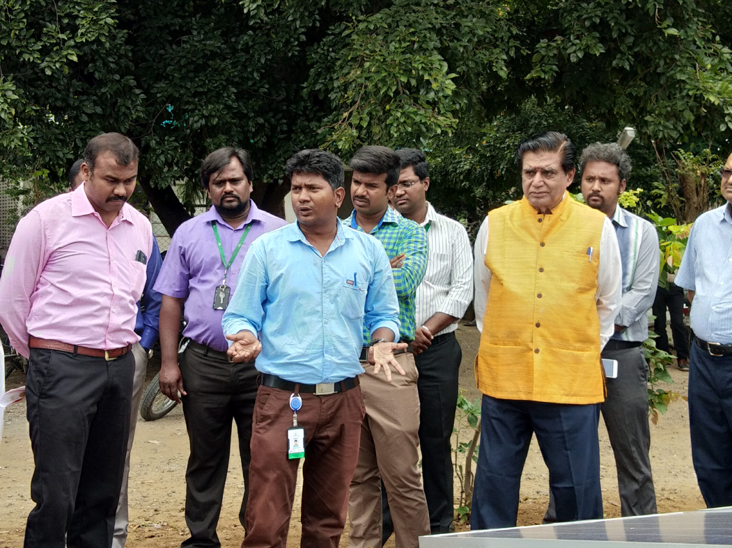 Suryamitra Free Solar Training Inauguration At Salem Centre