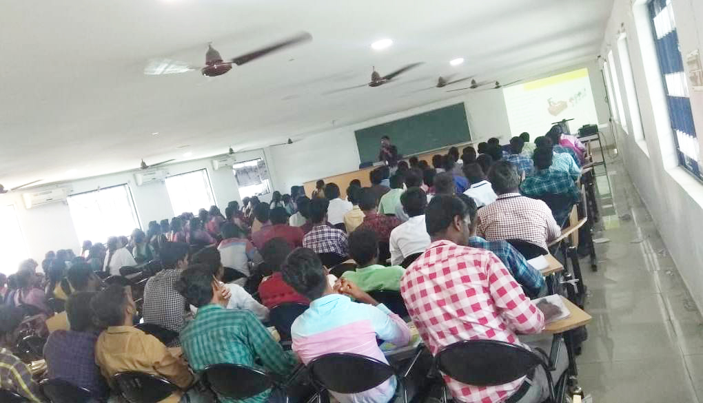 Soft Skills And Placement Training At Sbm College Of