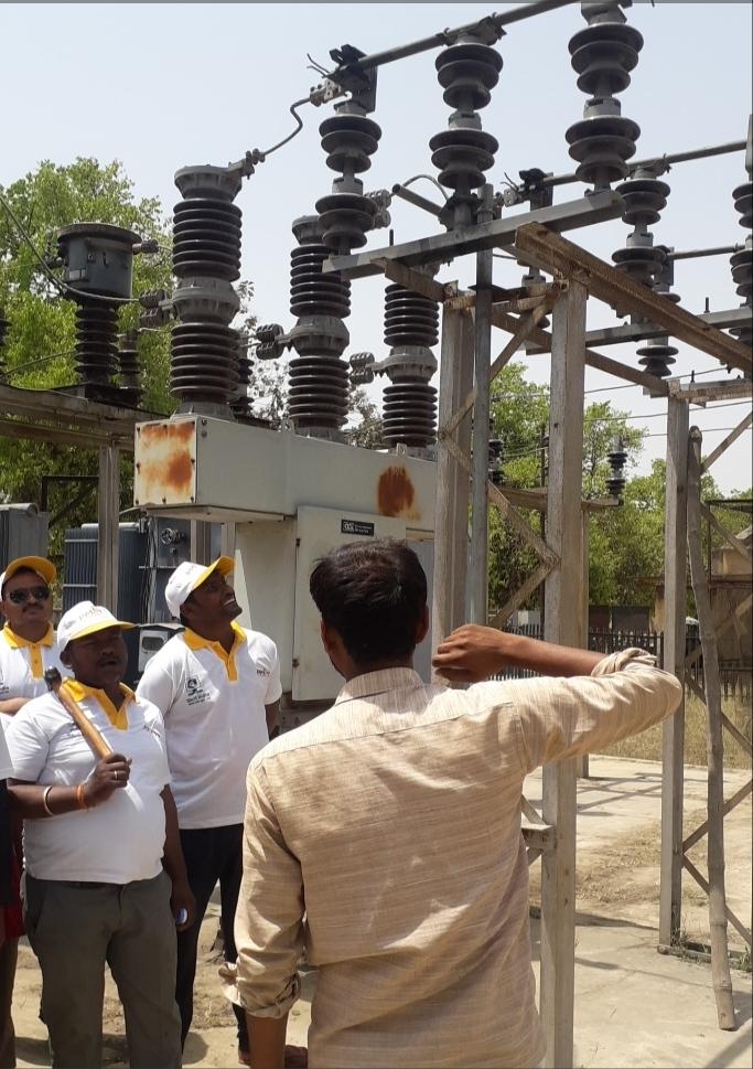 Saubhagya OJT program by Sona Yukti held at Ghazipur, UP