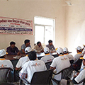 Saubhagya OJT and Assessment by Sona Yukti at Firozabad