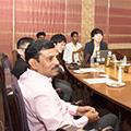 Japanese Clients Visited Sona Yukti, Bangalore, on 26th July, 2019