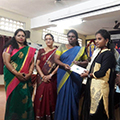 Mega Job Fair at  Sri Kanyaka Parameswari Arts and Science College for Women, Chennai