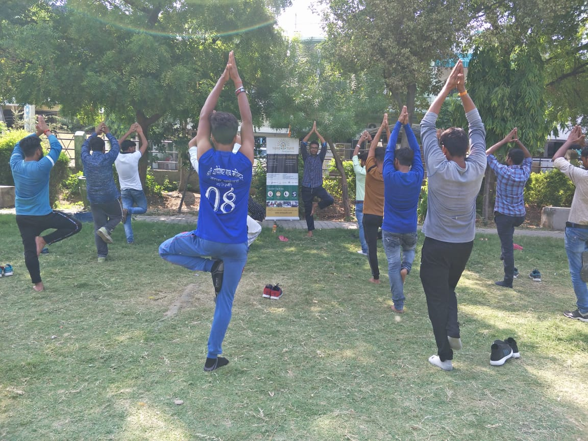International Yoga Day Celebration Sona Yukti - 2019