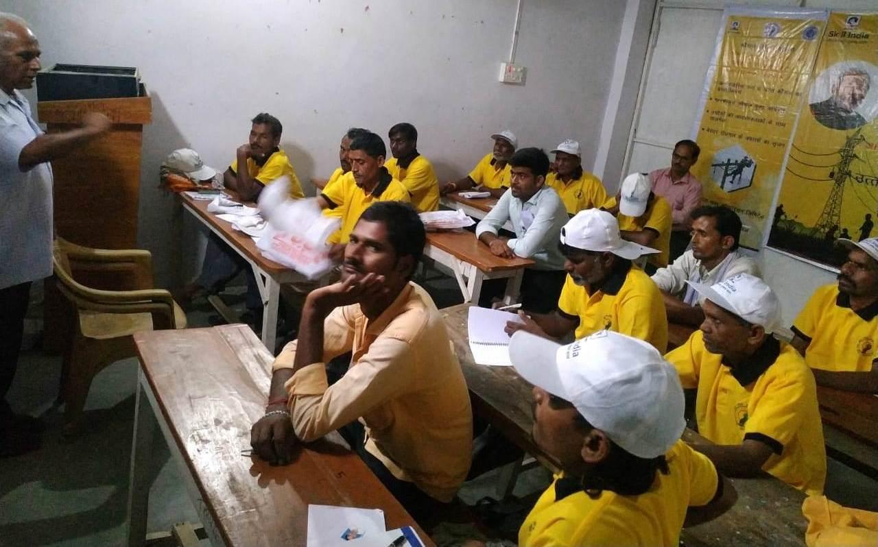 UPPCL-RPL Training by Sona Yukti at Jaunpur