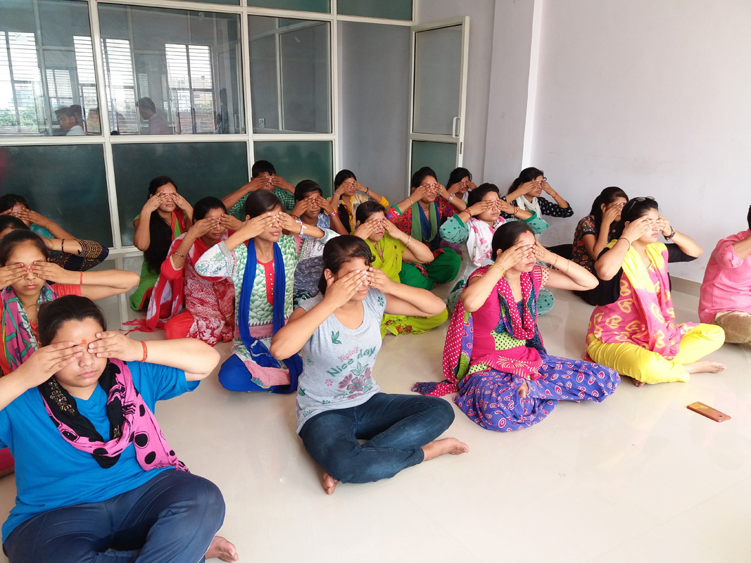 SonaYukti International Yoga Day - Celebration 2017