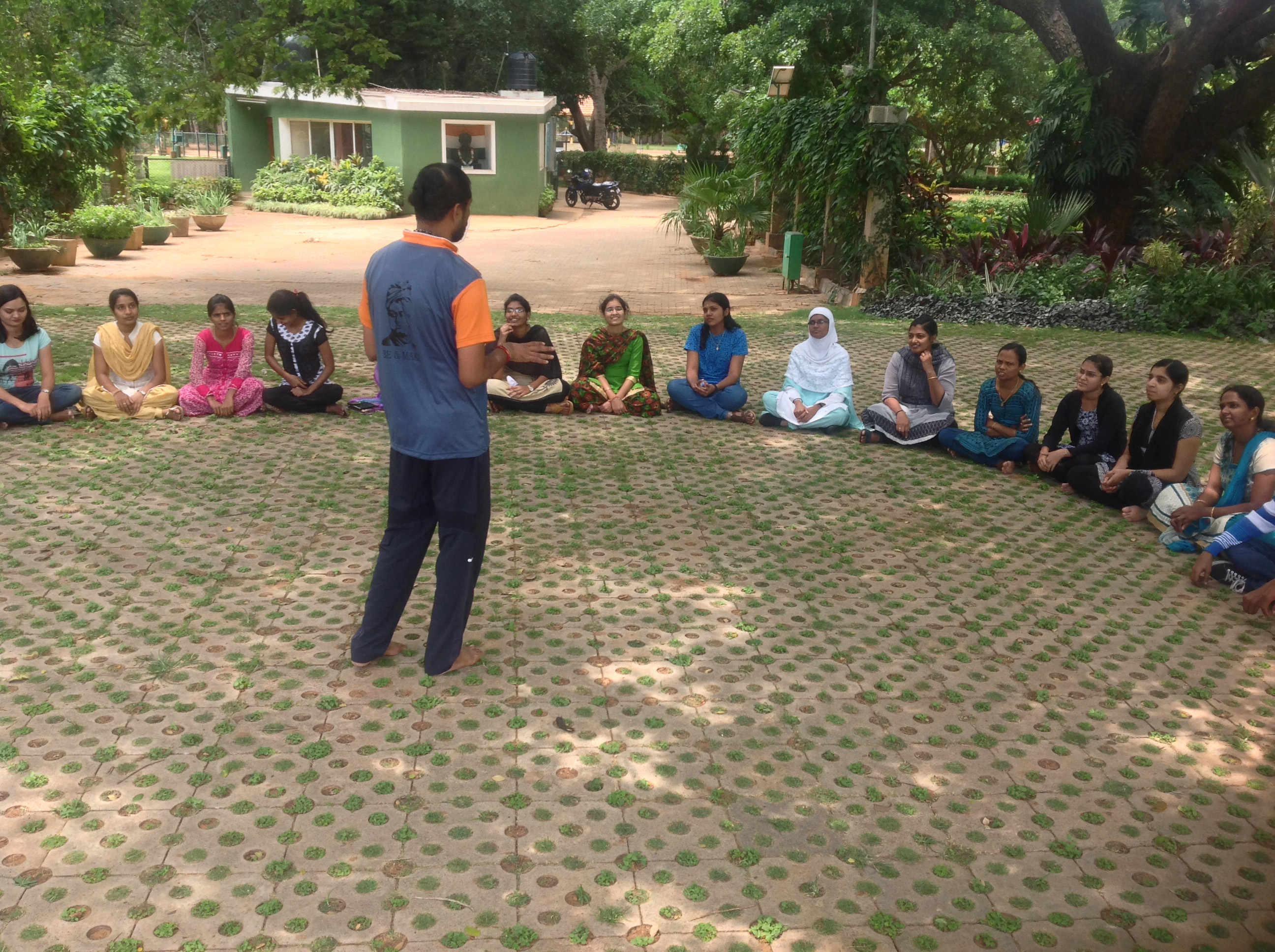 SonaYukti Celebrates World Yoga Day 2017