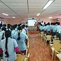 SonaYukti Organised Softskill Training at Latha Mathavan Engineering College