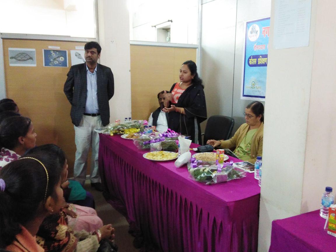 Inauguration Of Sona Yukti S Center In Jabalpur Madhya