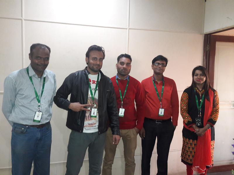 Sona Yukti Ranchi Team