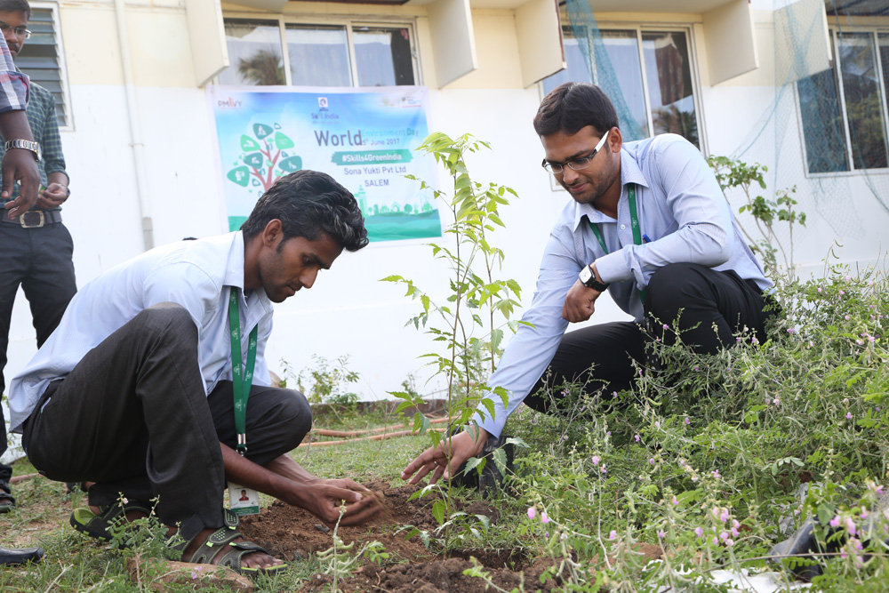 SonaYukti World Environment Day Celebration - Salem