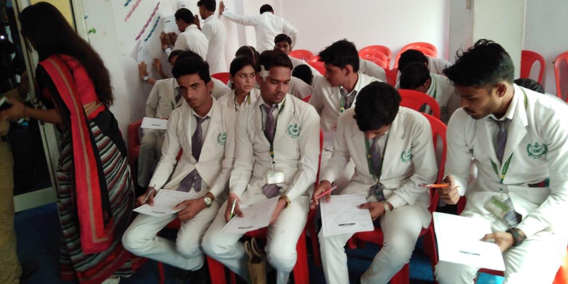 Sona Yukti's Job Fair in Bareilly on April 21, 2018