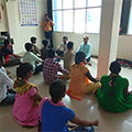 International Day of Yoga celebrations at Sona Yukti's Gorakhpur center