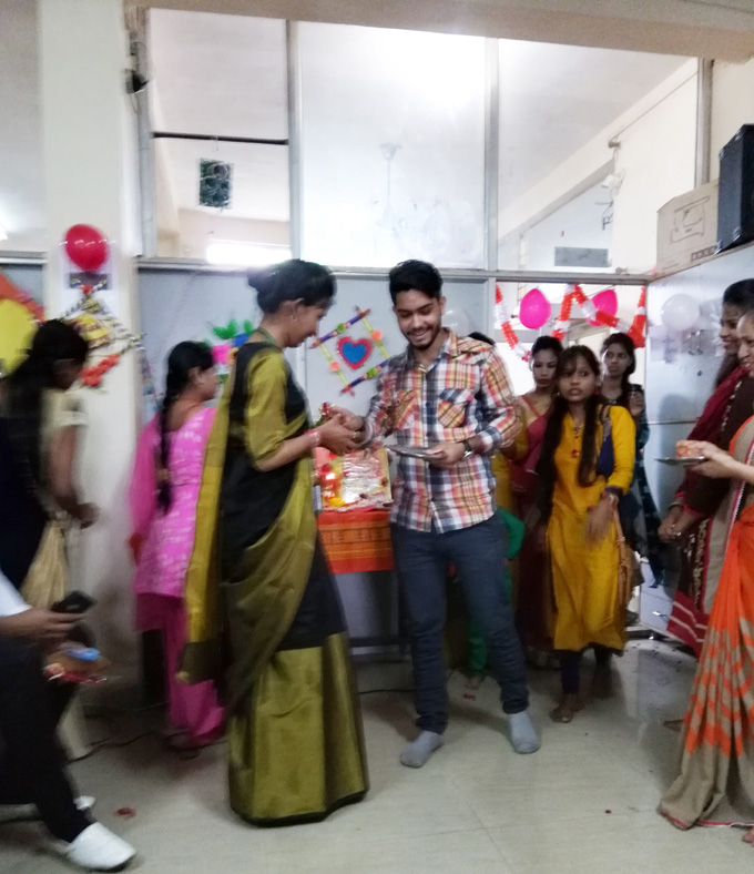 Sona Yukti Jabalpur Teachers Day Celebration - 2018
