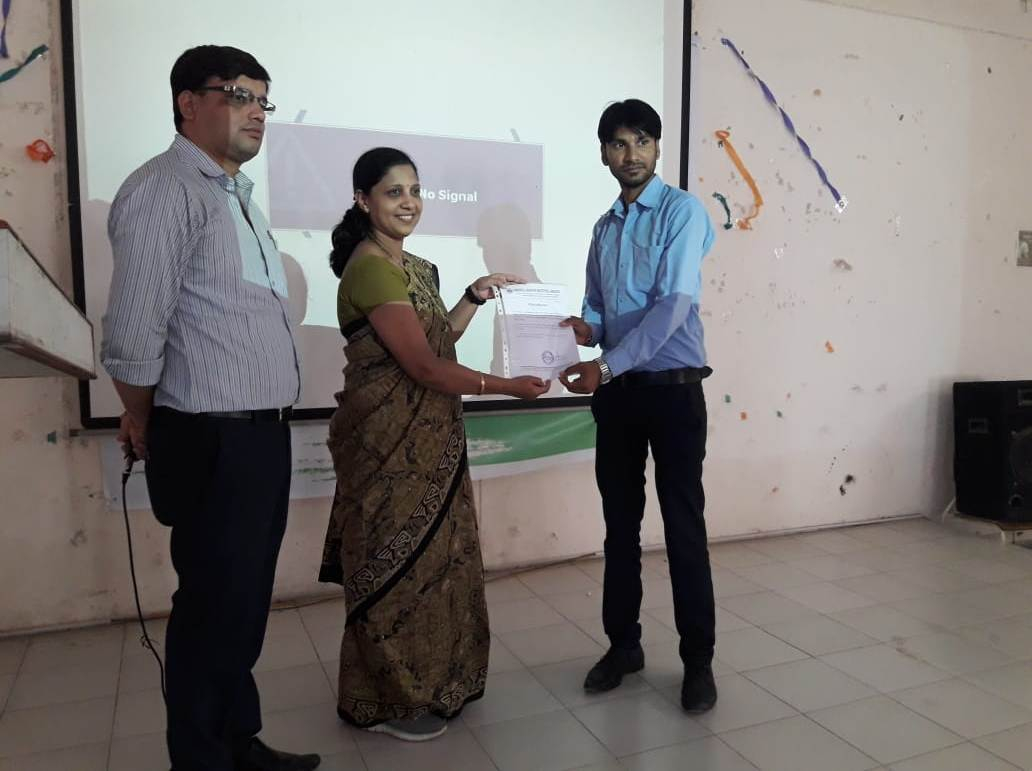 Job Oriented Career Guidance and Skill Training Program in Oriental Institute of Science and Technology, Jabalpur