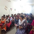 Soft skills training at Sona Yukti Jabalpur center