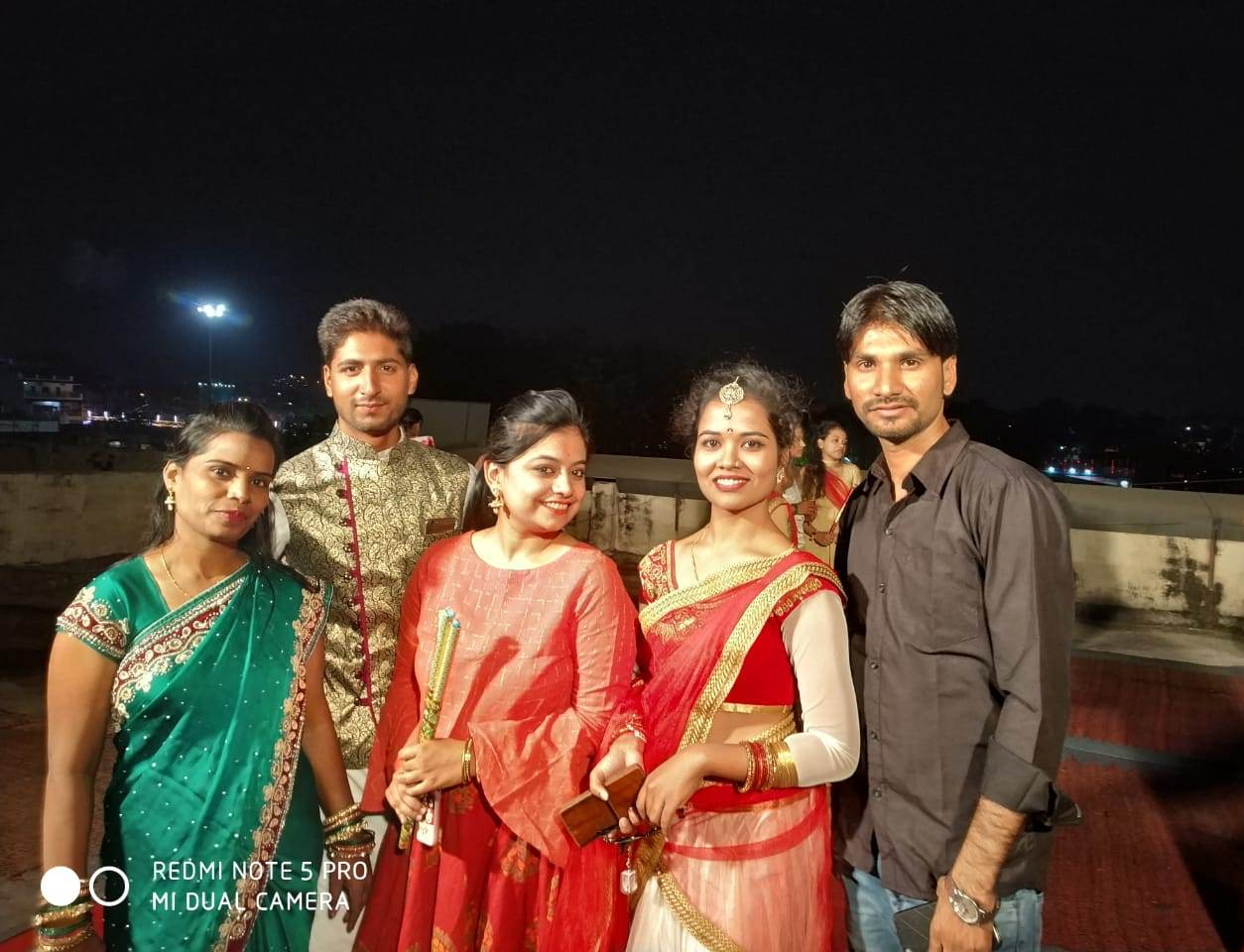 Garba Celebration at SonaYukti Jabalpur