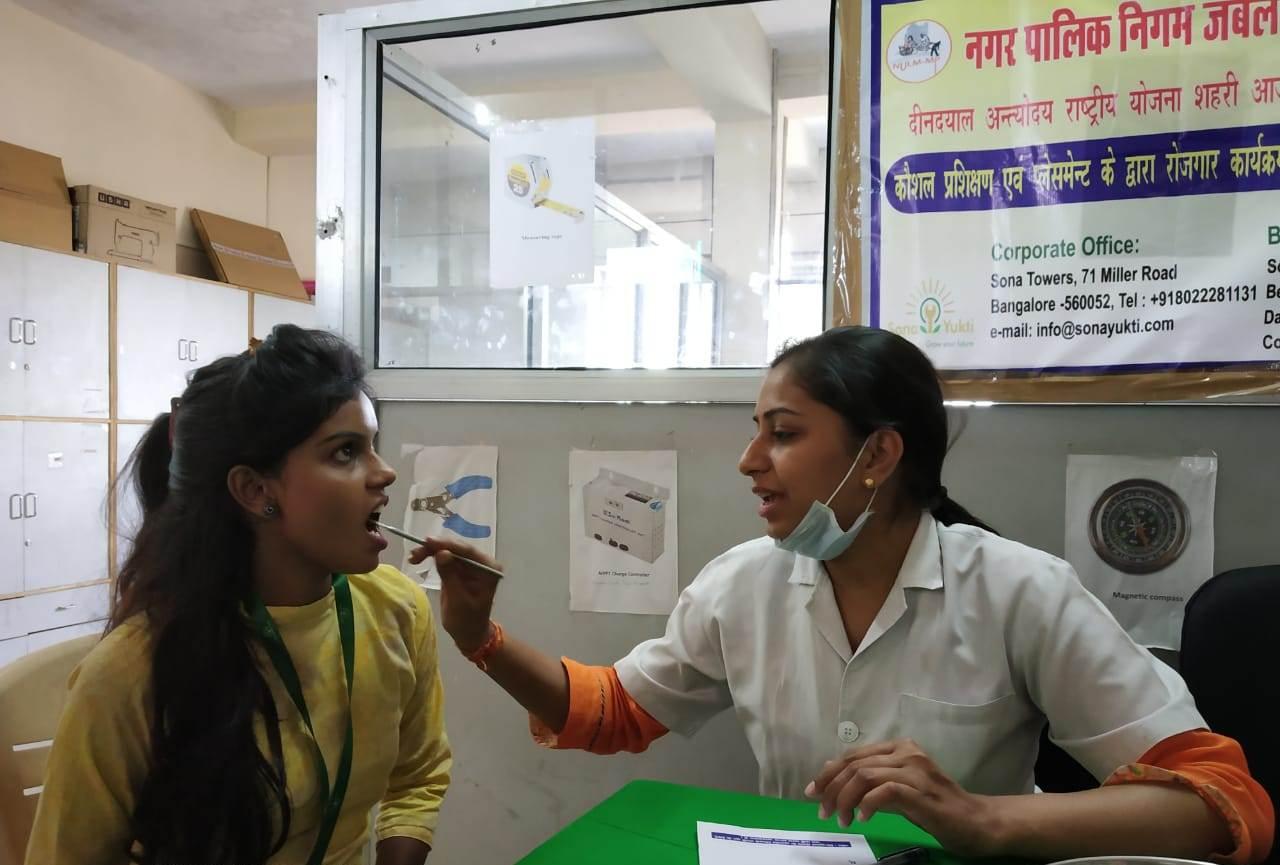 Free Dental Checkup Camp at SonaYukti Jabalpur