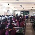 Sona Yukti conducted soft skills training for the students of Periyar Arts and Science College