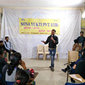 Music Mania Event organized by Sona Yukti, Jabalpur