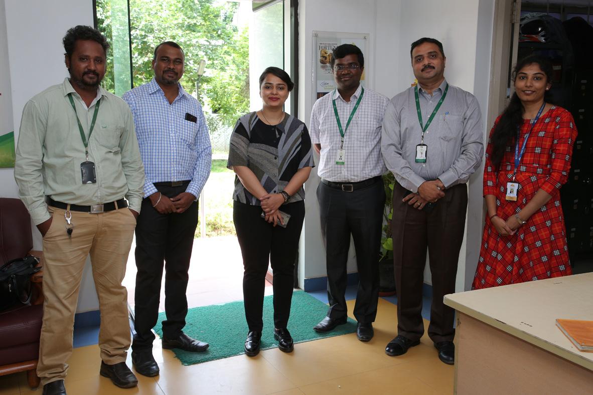 NSDC team from New Delhi visited Sona Yukti, Salem