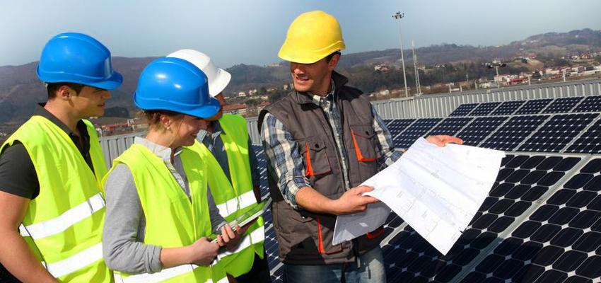 5 Benefits of Undertaking Solar Training