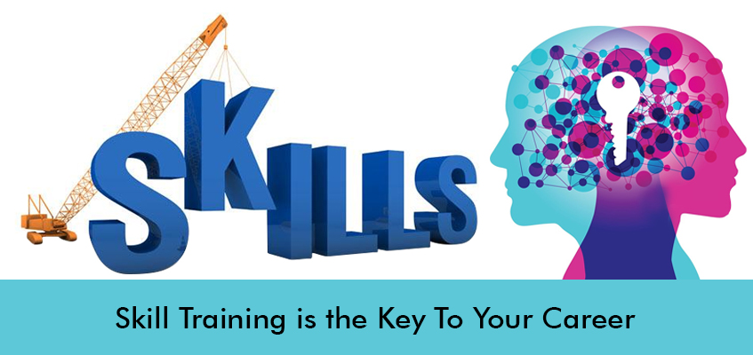 Skill Training is the Key To Your Career