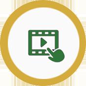 ロールプレイやビデオを使用したインタラクティブな授業